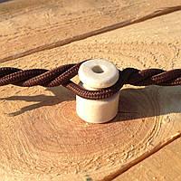 Провод тройной коричневый 3х2,5 для открытой проводки