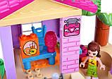 Детский конструктор для девочек JDLT 5415, фото 3