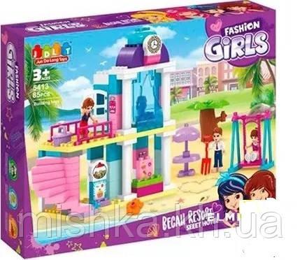 Детский конструктор для девочек JDLT
