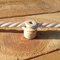 Провод тройной белый 3х2,5 для открытой проводки
