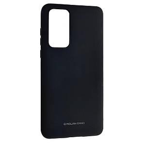 Чехол-накладка Silicone Hana Molan Cano для Huawei P40 (black)
