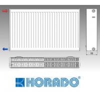 Стальные радиаторы Korado нижнее подключение 22 тип 500 высота