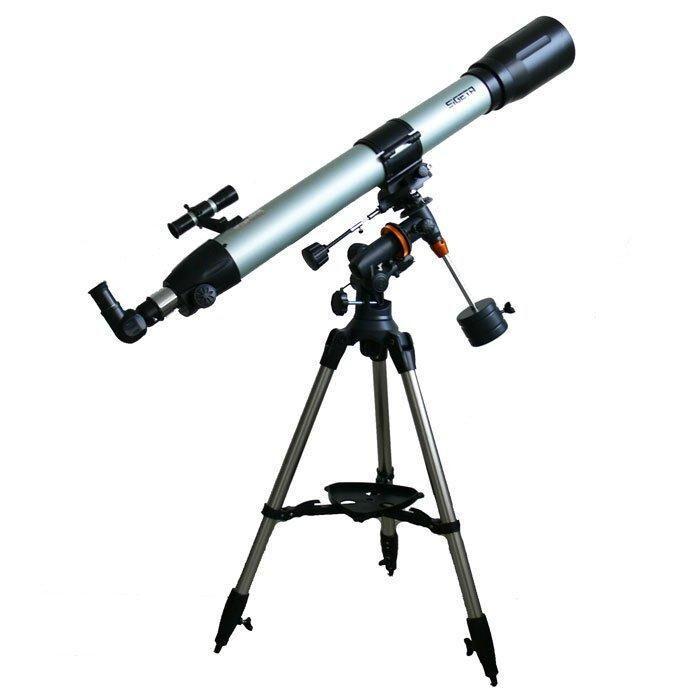 Телескоп Sigeta Mensa 90/1000 EQ5 (65312)