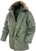Куртка парка зимняя N3B MilTec Olive 10181001