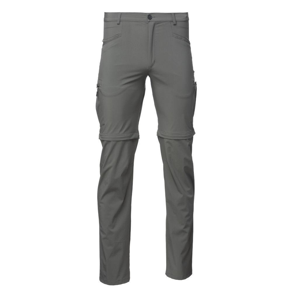Штани чоловічі 2в1 Turbat KOROTKAN 2 M Grey