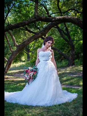 Свадебная фотосессия в Днепропетровске
