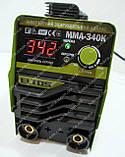 Сварочный аппарат Eltos MMA-340K (340 А, кейс), фото 8
