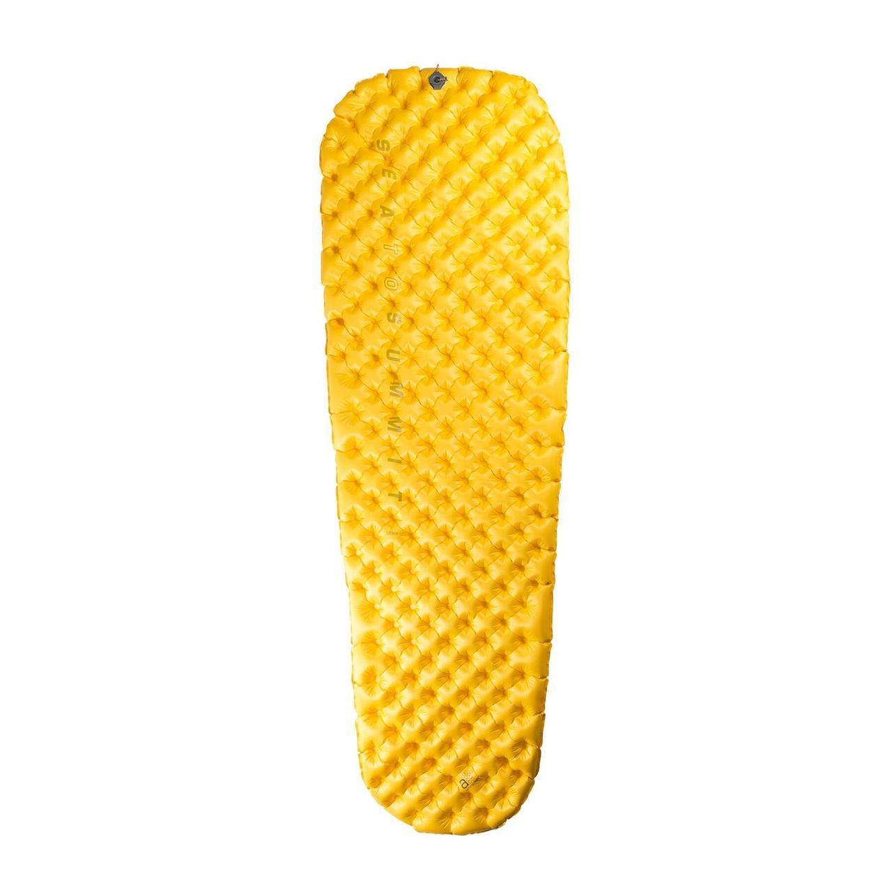 Надувний килимок Sea To Summit Air Sprung UltraLight Mat Yellow Small