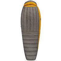 Спальний мішок Sea To Summit Spark SpIV Regular Left Zip Grey