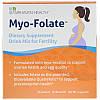 Мио-фолат для фертильности Myo-Folate без ароматизаторов 30 пакетов по 2.4 г