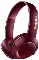 Наушники с микрофоном Philips SHB3075RD/00 Red