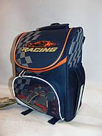 """Школьный каркасный рюкзак для мальчика  (36х26 см) """"Malina"""" LG-1540"""