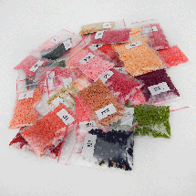 TWD50007 Набір алмазної вишивки Метелик, фото 3