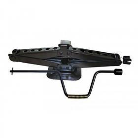 Домкрат механический ромб, 2т, h min-104 мм, h max-495 мм, L-535 мм, RF-110A ROCKFORCE