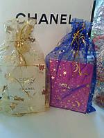 Подарочный пакетик / Мешок из органзы 18*24 , фото 1