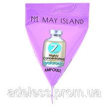 Увлажняющая сыворотка с гиалуроновой кислотой May Island 7 Days Highly Concentrated Hyaluronic Ampoule