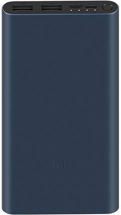 Xiaomi Powerbank 3 10000 mah Black (VXN4260CN), фото 2