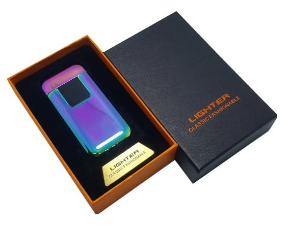 Зажигалка USB Lighter Honglu Хамелеон (ART-0188) (спиральная)