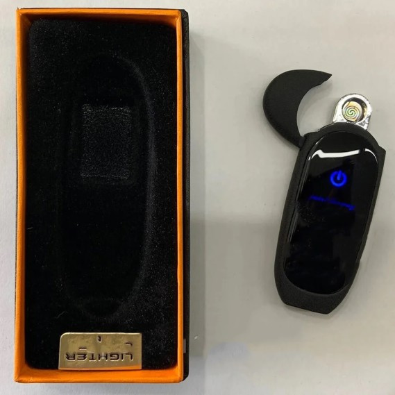 Зажигалка USB (ART-0192) (спиральная)