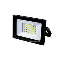 Светодиодный прожектор 30W ONE LED 6400K IP65