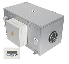 Припливна установка ВЕНТС ВПА 125-2,4-1 LCD