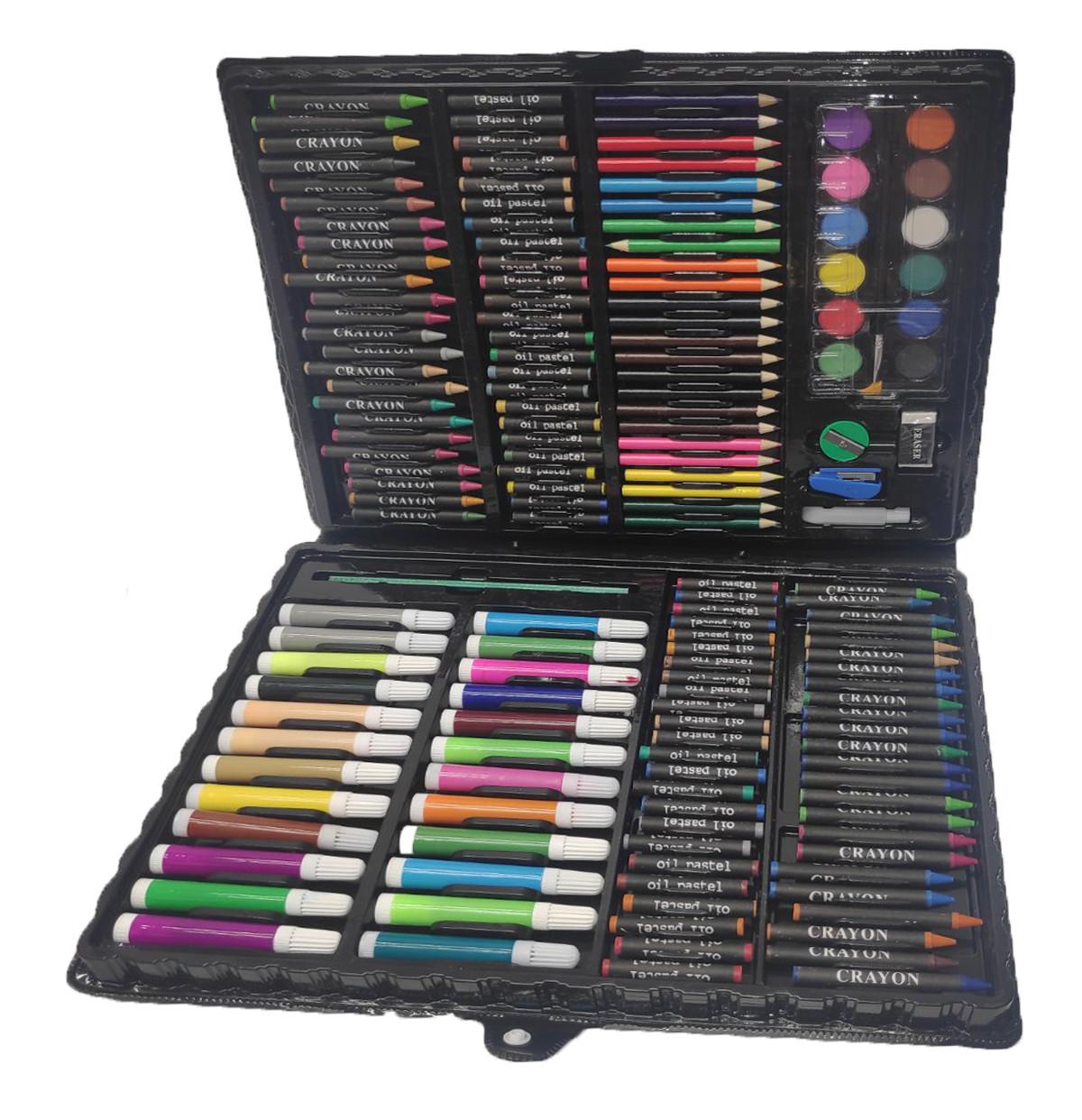 Набор для рисования DL123, 168 предметов