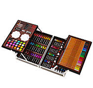 Набор для рисования DL127, чемодан 145 предметов