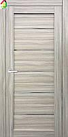 Двери межкомнатные RE6 Дуб скальный сатин, дверь для квартиры, дверь для дома, дверь в офис.