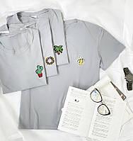 Женская футболка оптом и в розницу S-M