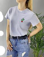 Женская футболка оптом и в розницу L-XL