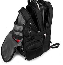 Водозащитный рюкзак сумка Swissgear 8810 с AUX и USB, фото 2
