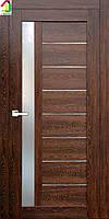 Двери межкомнатные RE37 Янтарь сатин, дверь для квартиры, дверь для дома, дверь в офис.
