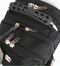 Водозащитный рюкзак сумка Swissgear 8810 с AUX и USB, фото 3