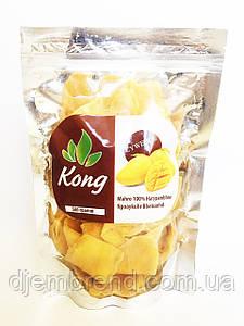 Манго сушений без цукру Kong, 500 гр.