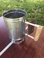 Стартер - чаша для розжига углей удобная прочная качественная 2020