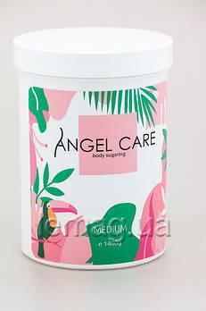 Angel Care Limited Summer Edition Летняя сахарная паста MEDIUM, 1400 г