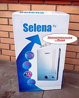 Дымоходная  газовае колонка Селена Е-3, Купить газовую колонку Selena E-3, фото 1
