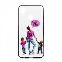 Чехол Fiji для Samsung Galaxy A10s (A107) бампер для девушек с рисунком Girls Case №7
