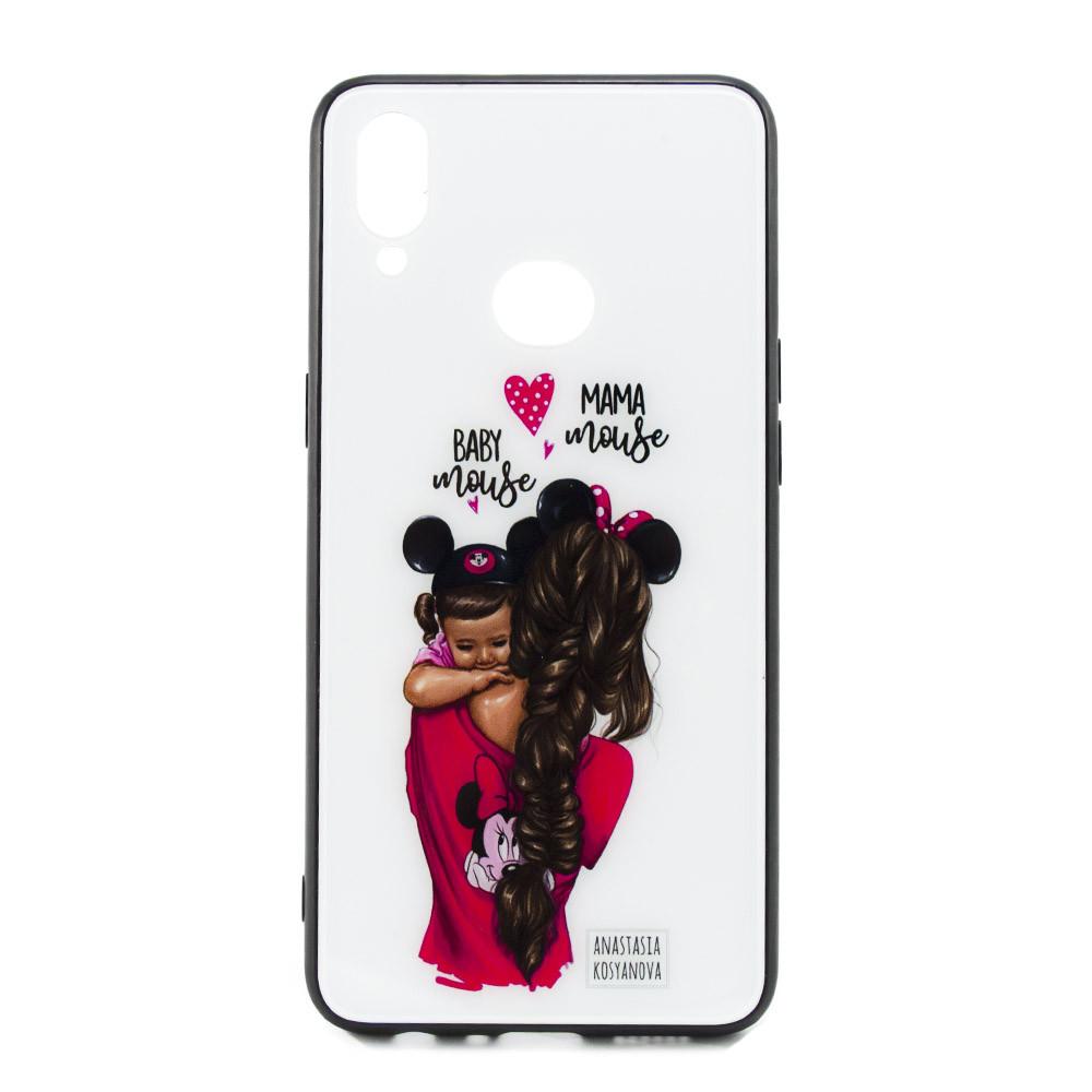 Чехол Fiji для Samsung Galaxy A10s (A107) бампер для девушек с рисунком Girls Case №8