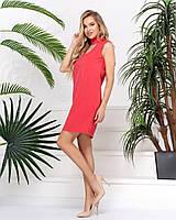 """Платье женское молодежное  размер 42-46 (2цв)""""AFINA"""" купить недорого от прямого поставщика, фото 1"""