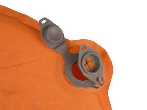 Самонадувний килимок Sea To Summit Self Inflating UltraLight Mat Large Orange, фото 2