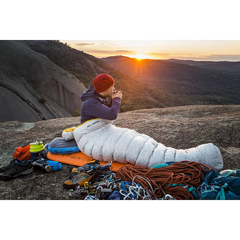 Самонадувний килимок Sea To Summit Self Inflating UltraLight Mat Large Orange, фото 3