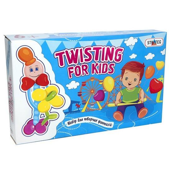 """Набір для творчості """"Twisting for kids"""", 1202 Strateg"""