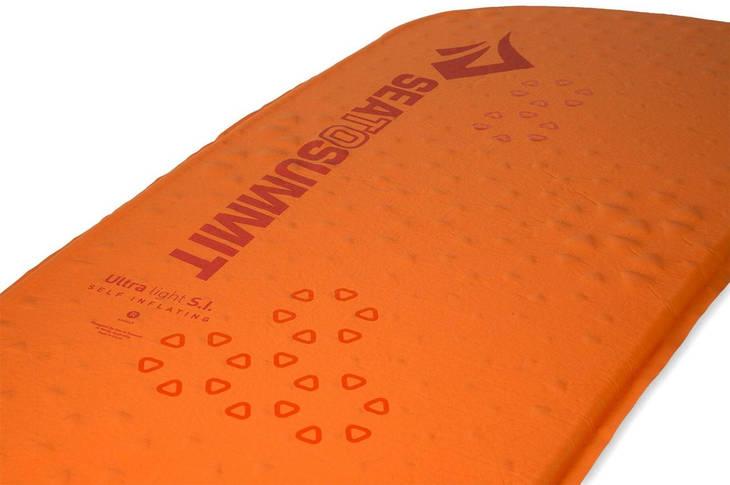 Самонадувний килимок Sea To Summit Self Inflating UltraLight Mat Regular Orange, фото 2