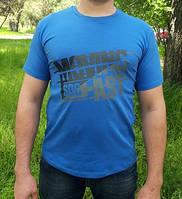 "Мужская футболка ТМ ""Антана"". Размеры: S, M, L, XL, ХXL, фото 1"