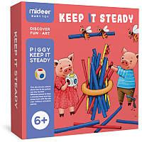 Игра MiDeer Палочки Пигги (MD0068)