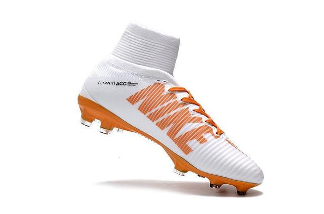 Футбольные бутсы с носком Nike Mercurial Superfly V FG фото
