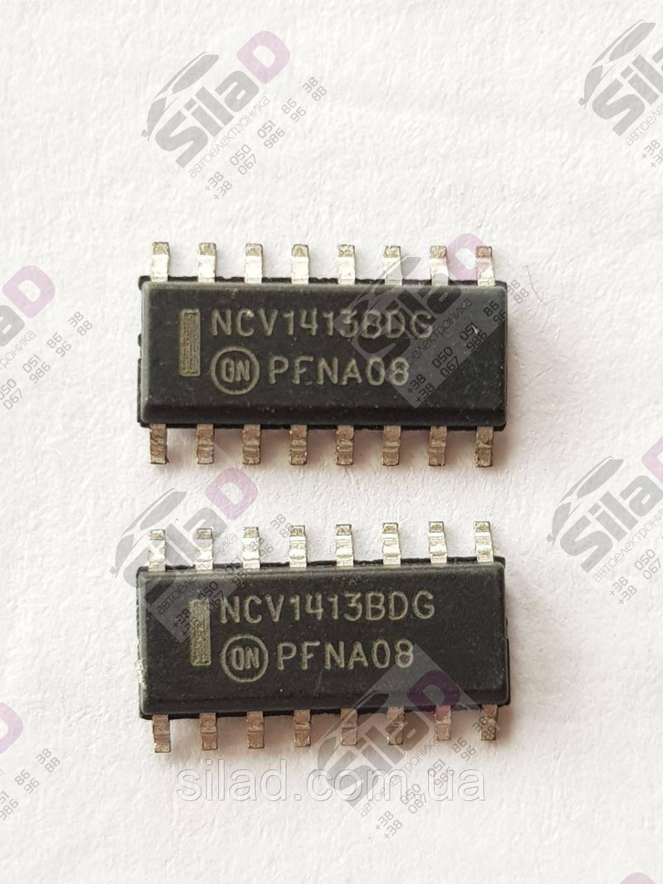 Мікросхема NCV1413BD ON Semiconductor корпус СПК-16