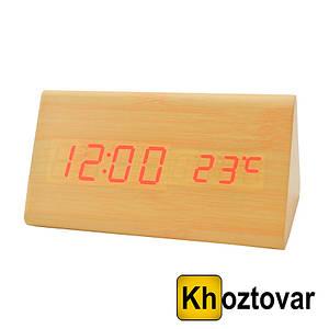 Электронные настольные часы с подсветкой VST-861-6