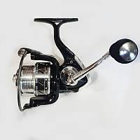 Катушка спиннинговая XTX 2000s FD 10+1 FD (алюминиевая шпуля)